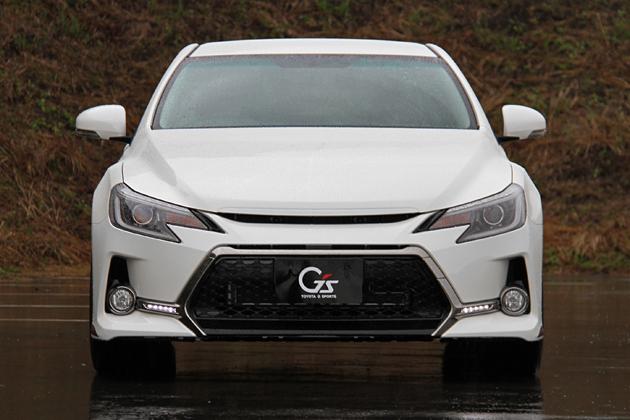 トヨタ マークX G's