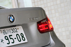 BMW 320d BluePerformance M Sport エンブレム