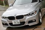 BMW 新型 320d BluePerformance M Sport フロントマスク