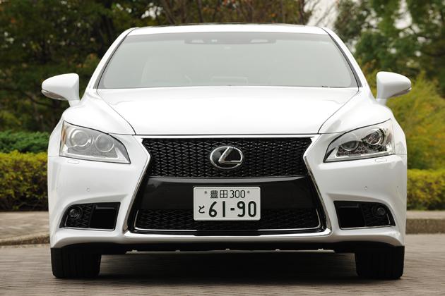 レクサス 新型LS(LS460)