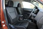 三菱 新型 アウトランダー 24G NAVI Package フロントシート