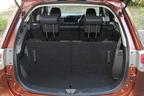 三菱 新型 アウトランダー 24G NAVI Package ラゲッジ・荷室(7人乗り乗車時)