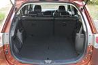 三菱 新型 アウトランダー 24G NAVI Package ラゲッジ・荷室(5人乗り乗車時)