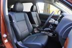 三菱 新型 アウトランダー 24G NAVI Package[本革シート仕様] フロントシート