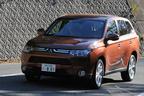 三菱 新型 アウトランダー 24G NAVI Package[4WD・S-AWD装着車] 試乗レポート2