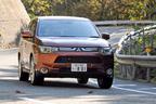 三菱 新型 アウトランダー 24G NAVI Package[4WD・S-AWD装着車] 試乗レポート4