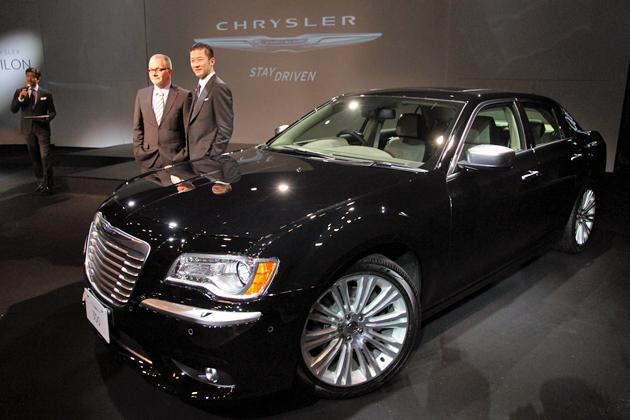 アメリカンブランド「クライスラー」が復活! ~高級セダン「クライスラー 300」&小型車「イプシロン」新型車速報~
