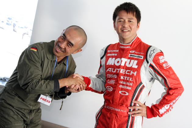 本山哲、2013年のレースシーンを語る