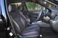 スバル レガシィツーリングワゴン 2.5i EyeSight(アイサイト)tS/革&アルカンターラ コンビシート(STIロゴ刺繍&チェリーレッドステッチ入り)フロントシート
