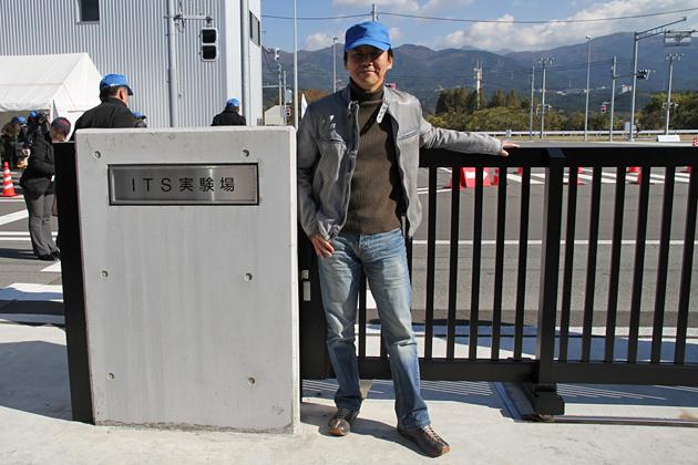トヨタ 安全技術説明会2012 イベントレポート/森口将之