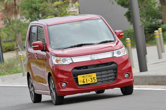 スズキ 新型ワゴンR 試乗レポート/渡辺陽一郎
