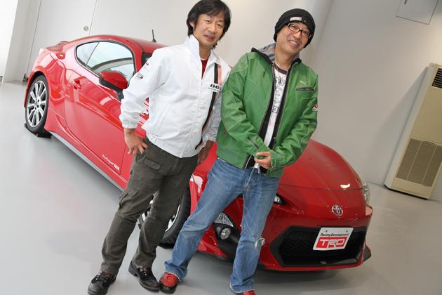 トヨタがお台場にスポーツカーファンのためのサロン「86 CLUB HOUSE」開設~ピストン西沢、脇坂寿一など豪華講師陣のスクールも開催~