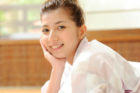 濡れ湯美人に登場してくれた小田あさ美さん。