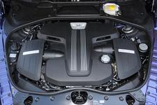 ベントレーコンチネンタルGTC V8