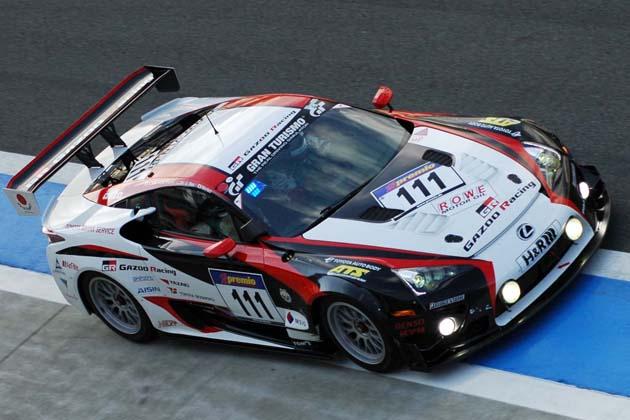 「TOYOTA GAZOO Racing FESTIVAL 2012」イベントレポート vol.1/マリオ二等兵