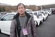 「iQ GRMN Supercharger」納車待ちという中安さん
