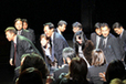【2012-2013日本カー・オブ・ザ・イヤー】受賞の瞬間、トヨタとスバルの関係者が挨拶をする