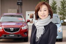 【2012-2013日本カー・オブ・ザ・イヤー】選考委員の飯田裕子さん
