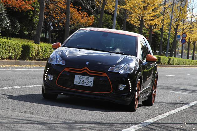 シトロエン DS3 Racing