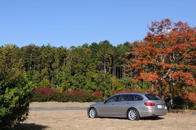 BMW 523d BluePerfomance(クリーンディーゼル)試乗レポート/日下部保雄