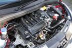 プジョー 208 Allure 直列3気筒DOHC 1.3リッターエンジン