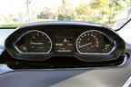 プジョー 208 GT ヘッドアップインストルメントパネル