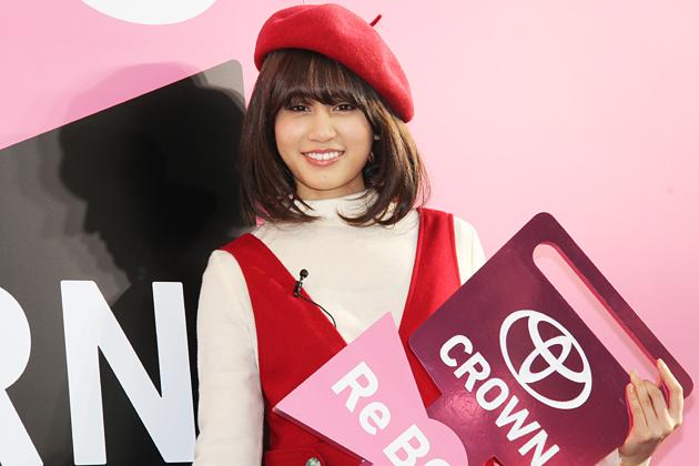 【12/25 Re:BORN CROWN】前田敦子(あっちゃん)/ジャイ子にビッグなクリスマスプレゼント!!【新型クラウン】