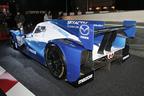 [東京オートサロン2013速報]マツダブース Mazda LMP2 SKYACTIV-D[参考出品車]