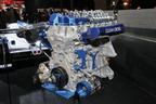 [東京オートサロン2013速報]マツダブース Mazda LMP2 SKYACTIV-Dエンジン[参考出品車]