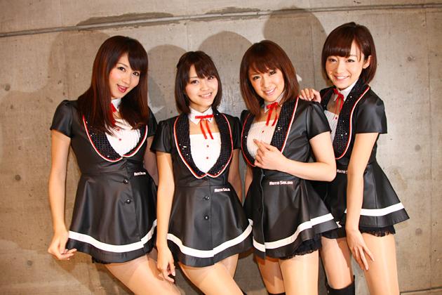 東京オートサロン2013  イメージガール A-class
