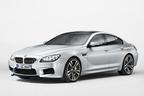 BMW、「M6 グランクーペ」の予約注文受付開始