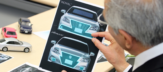 【DESIGNER'S ROOM】トヨタ 新型 クラウン デザイナーインタビュー/トヨタデザイン部 グループ長 藤吉 正一