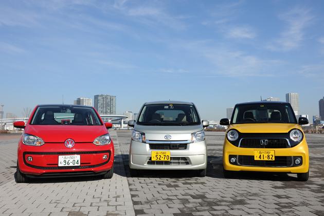 ムーヴ・N ONE・up!人気のスモールカーを徹底比較 -新たな魅力が満載の小型車たち!-