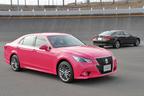 トヨタ、『新型クラウン』が発売から1ヶ月で約25000台を受注