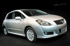 トヨタ ブレイド 新車発表会速報