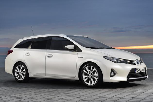 トヨタ 新型 オーリスのワゴン版「Toyota Auris Touring Sports」(トヨタ 新型 オーリス ツーリングスポーツ)[ニューモデル/欧州仕様車]