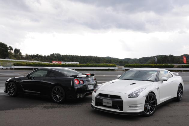 日産 GT-Rのすべてがここに!!