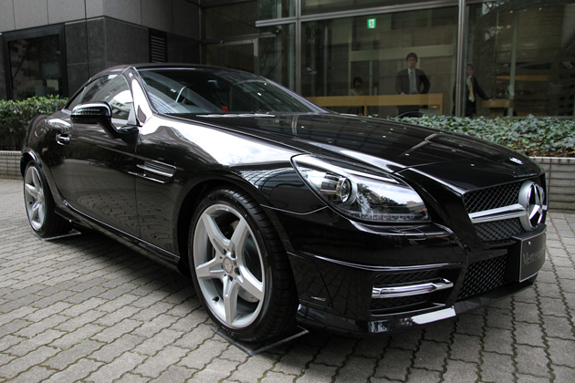 Mercedes-Benz SLK200 BlueEFFICIENCY MT(マニュアル)