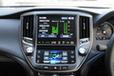 トヨタ クラウン「ハイブリッド アスリートG」HDDナビゲーションシステム+トヨタマルチオペレーションタッチ(5インチ)