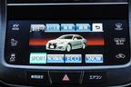 トヨタ クラウン「ハイブリッド アスリートG」トヨタマルチオペレーションタッチ(走行制御モード・スポーツモード)
