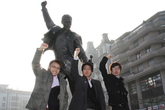 カーソムリエ学生選手権で選ばれた学生3名による、ジュネーブモーターショー2013速報レポート!【1日目】