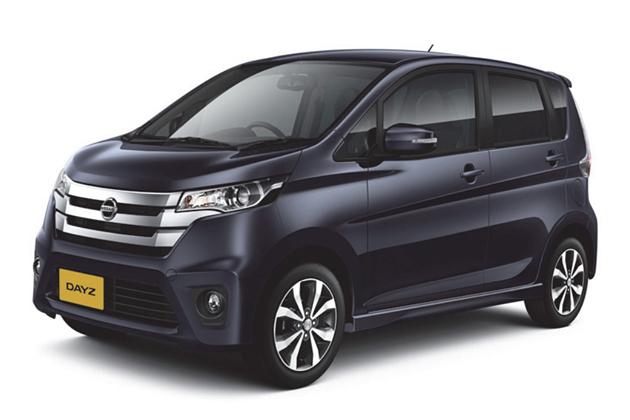 日産自動車 新型軽自動車「DAYZ(デイズ)ハイウェイスター」[三菱自動車共同開発]