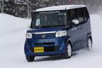 2013ホンダ雪上試乗レポート「CR-V・N ONE・N BOXからアクティトラックまで! ホンダの市販車で雪上試乗を満喫!」編