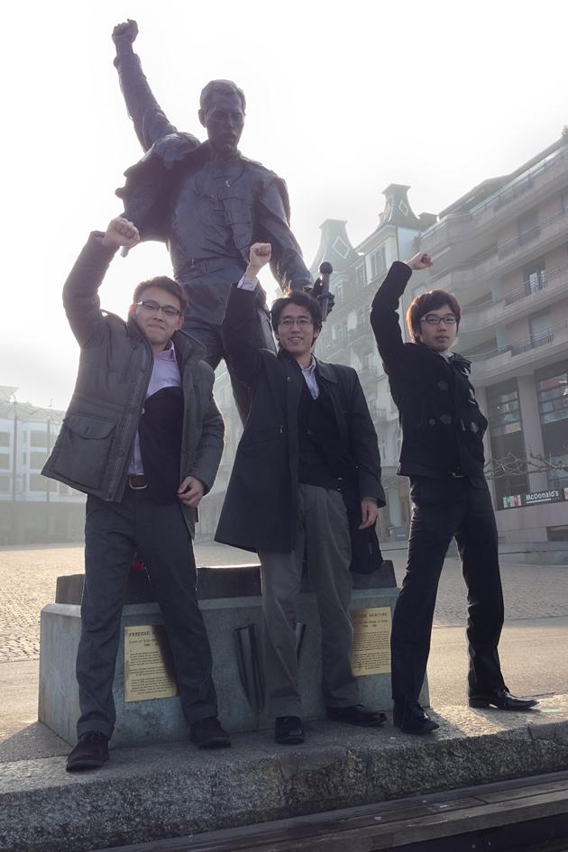 学生特派員の熱き想いに心を打たれる!!『ジュネーブモーターショー2013』インサイドリポート/飯田裕子