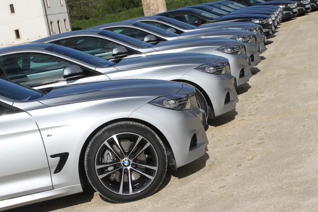 BMW 3シリーズGT(グランツーリスモ)海外試乗レポート/石川真禧照