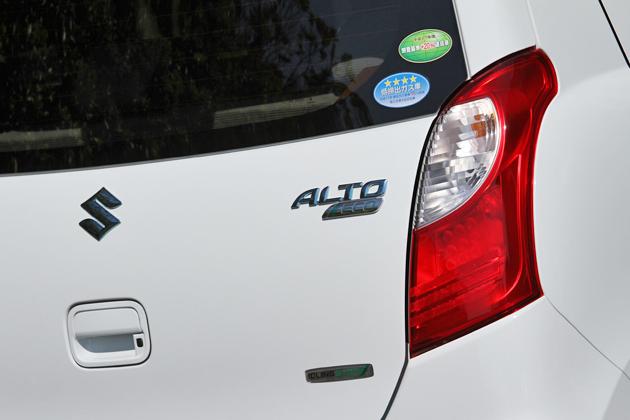 スズキ 新型 アルト エコ[2013年モデル] リアコンビランプ