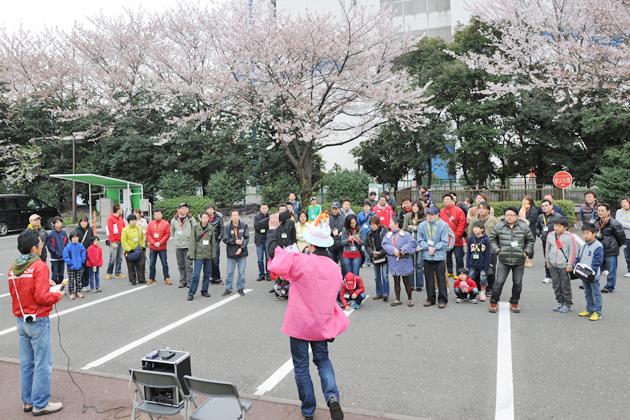 「オートックワン×オーテック・ジャパン Rider 15th Anniversary Meeting」[2013.03.30]