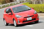 イード、「e燃費アワード2012-2013」発表 -トヨタ アクアの実用燃費は「22.8km/L」、乗用車部門でプリウスの牙城を崩す-