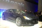 マセラティ、ラグジュアリー スポーツ セダン「クアトロポルテ GT S」を発表