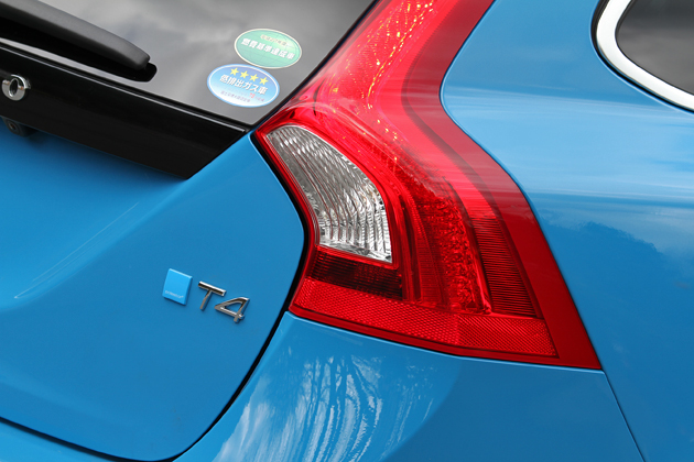 "VOLVO V60 T4 R-DESIGN ""POLESTAR Peformance Package"" 専用「POLESTAR」リアエンブレム"